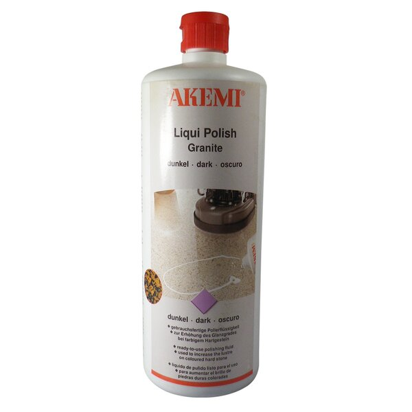 Kombiset, AKEMI Liquid Polish, 1000 ml, Diamant...